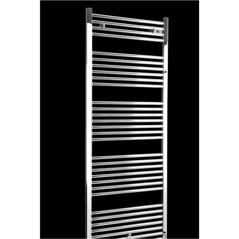 badhandtuchw rmer mit mittelanschluss in chrom gerade 500x1400. Black Bedroom Furniture Sets. Home Design Ideas