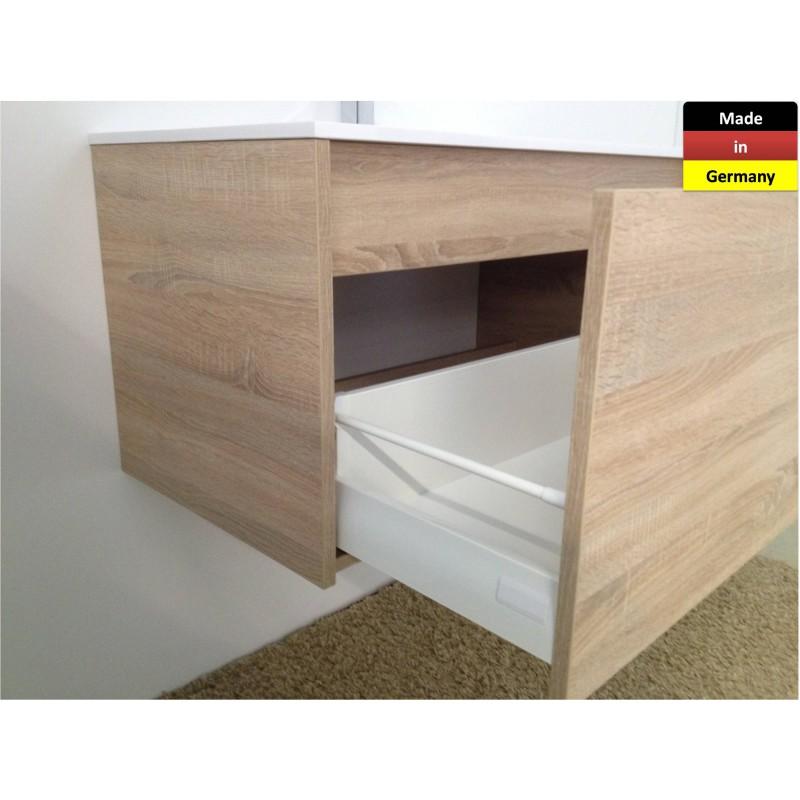 waschbecken mit unterschrank 70 cm carprola for. Black Bedroom Furniture Sets. Home Design Ideas