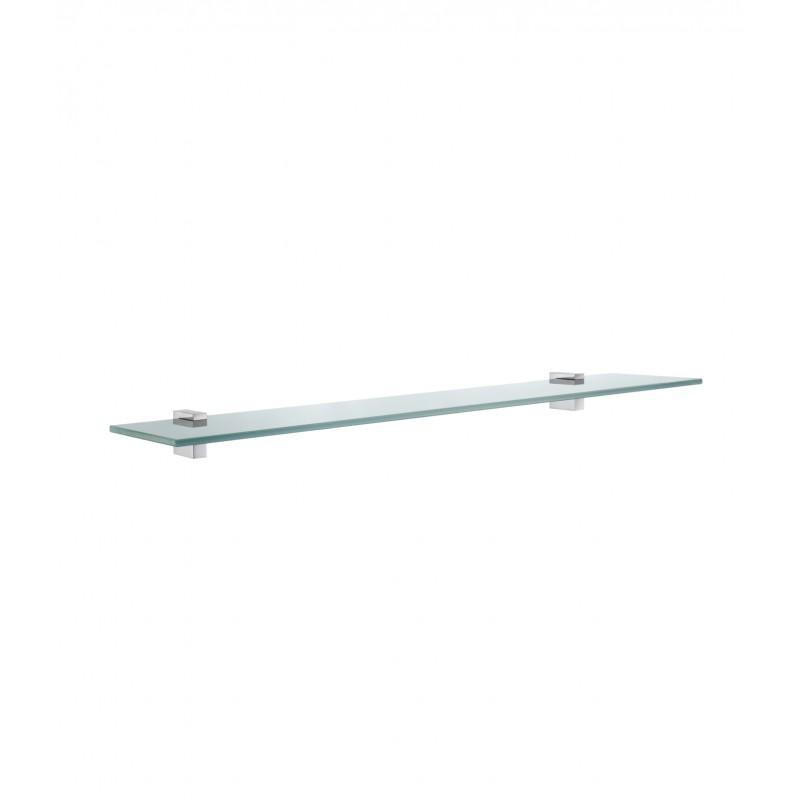 smedbo air glasregal wandmontage 67 40. Black Bedroom Furniture Sets. Home Design Ideas