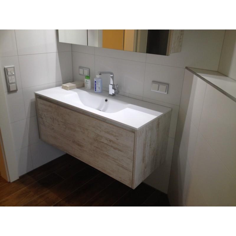 waschtischunterschrank typ 101 nach ma mit griffmulde 414 00. Black Bedroom Furniture Sets. Home Design Ideas