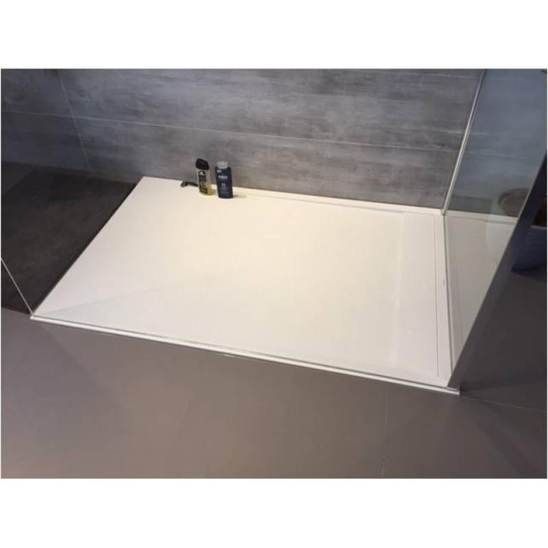 mineralguss duschwanne in steinoptik 39 andrea 39 nach ma. Black Bedroom Furniture Sets. Home Design Ideas