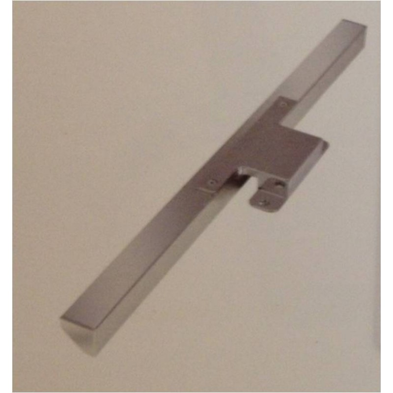 led spiegelleuchte triangle s in chrome 119 00. Black Bedroom Furniture Sets. Home Design Ideas
