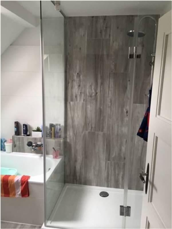 eckdusche nach ma one bath. Black Bedroom Furniture Sets. Home Design Ideas