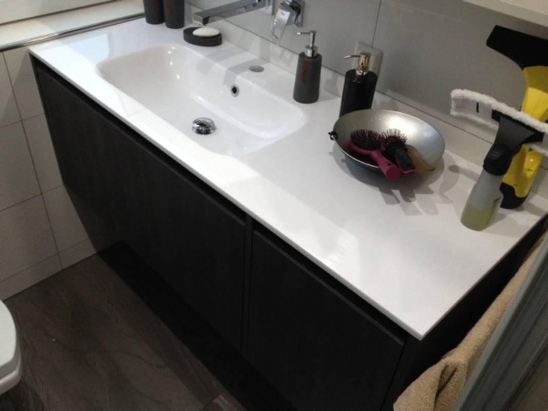 waschtischunterschrank typ 107 nach ma mit zwei. Black Bedroom Furniture Sets. Home Design Ideas