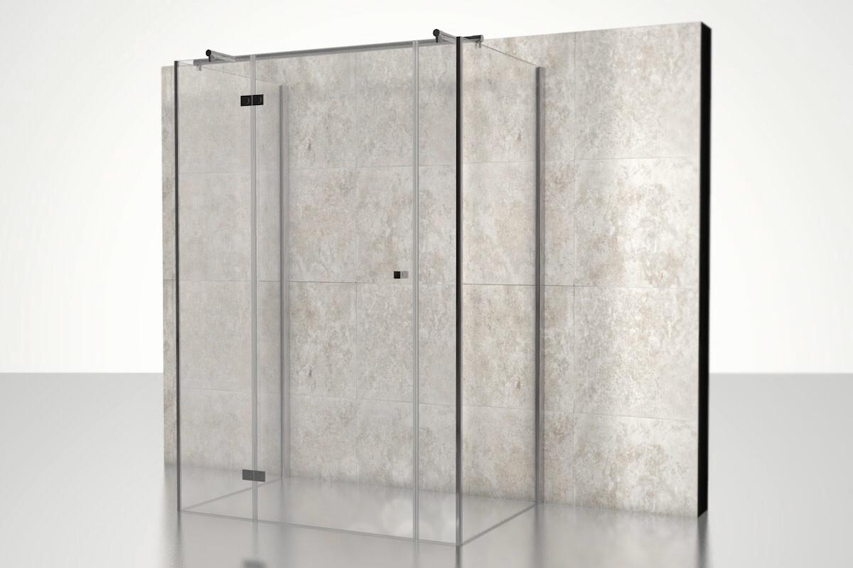 u form duschkabine typ 63 nach ma. Black Bedroom Furniture Sets. Home Design Ideas