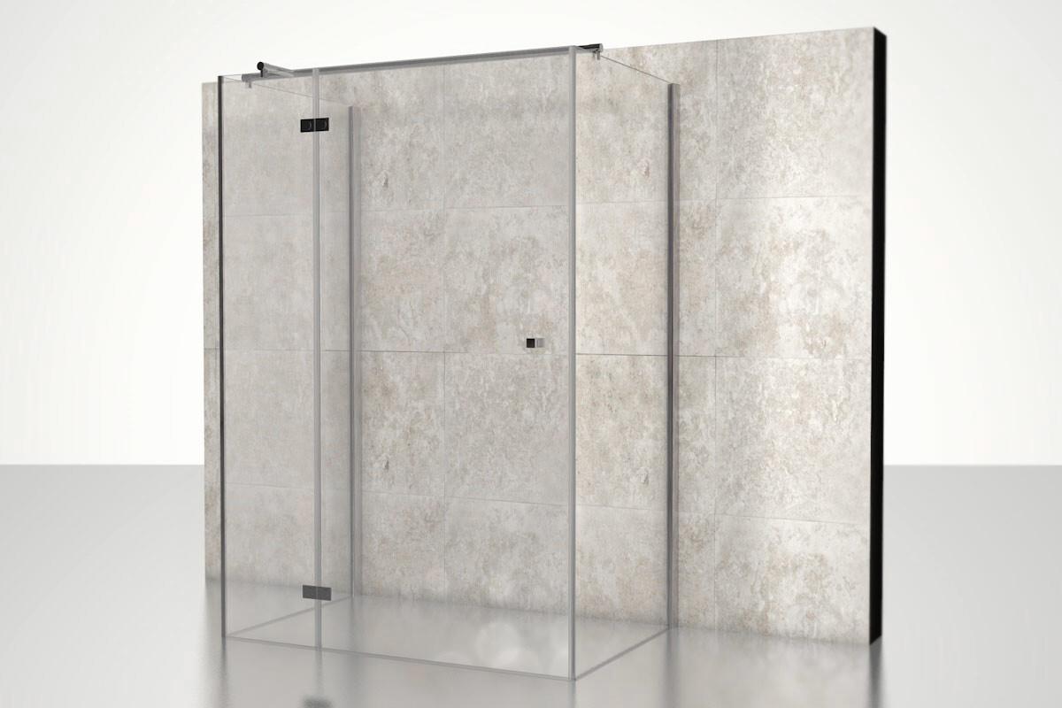 u form duschkabine typ 61 nach ma one bath. Black Bedroom Furniture Sets. Home Design Ideas