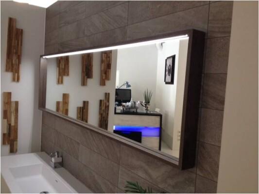 badezimmer spiegel one bath. Black Bedroom Furniture Sets. Home Design Ideas