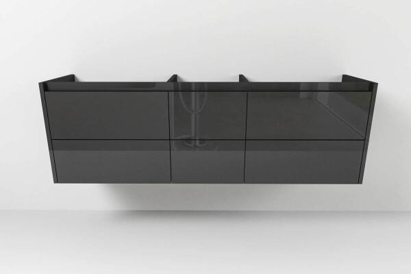 waschtischunterschrank typ 111 nach ma mit sechs au enliegenden schu. Black Bedroom Furniture Sets. Home Design Ideas