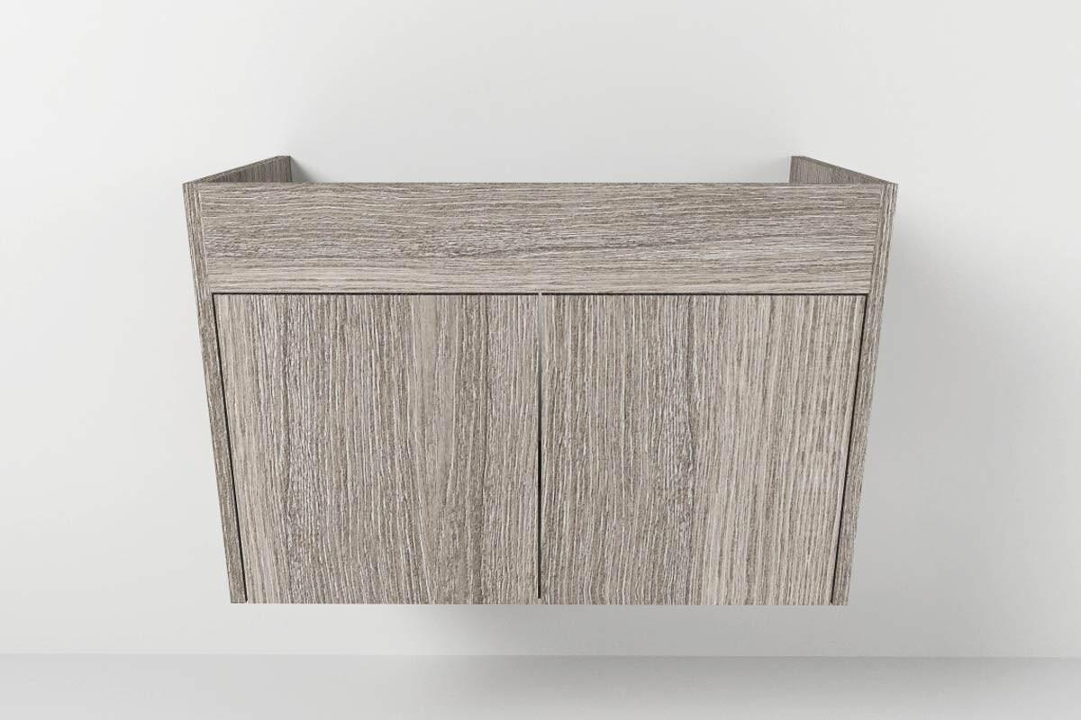 waschtisch unterschrank mit zwei t ren nach ma. Black Bedroom Furniture Sets. Home Design Ideas