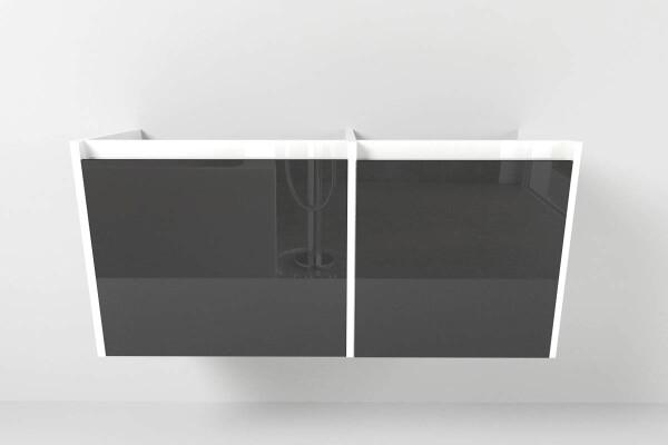 waschtischunterschrank typ 106 nach ma mit zwei. Black Bedroom Furniture Sets. Home Design Ideas