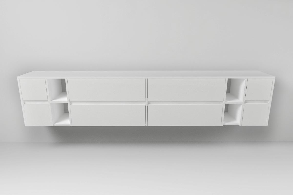 waschtischunterschrank typ 216 nach ma mit acht schubladen griffmuld. Black Bedroom Furniture Sets. Home Design Ideas