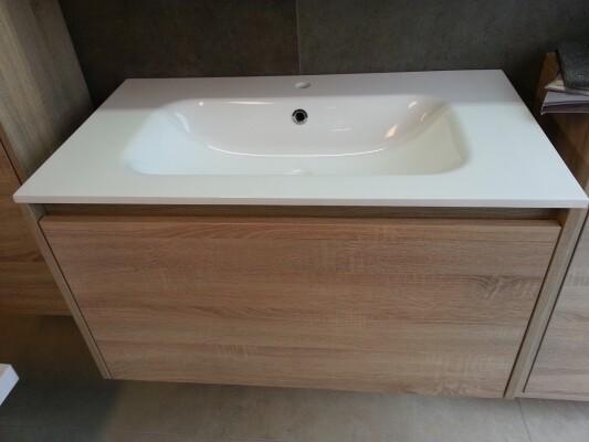 Waschbeckenunterschrank Nach Maß One Bath