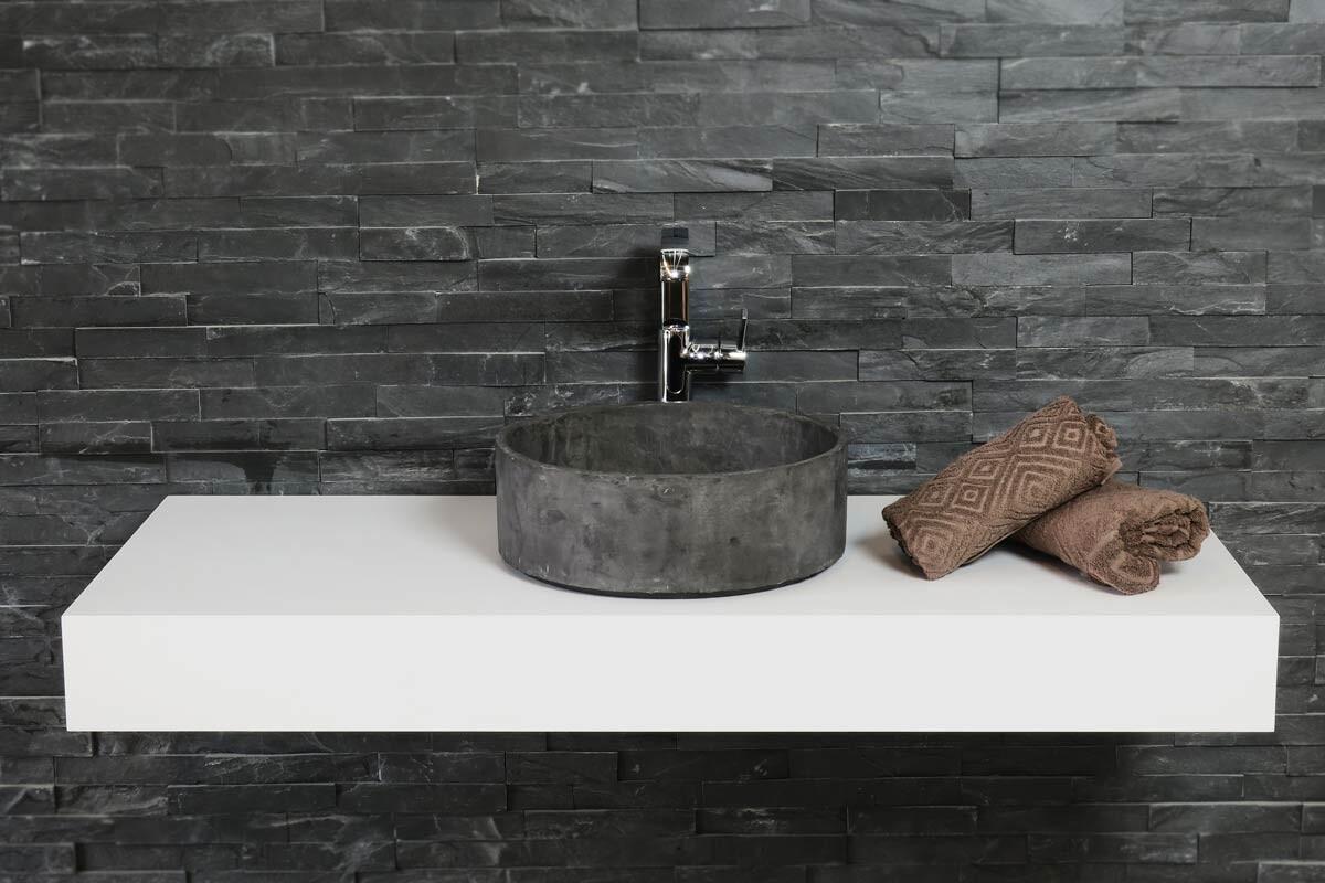 waschtischunterplatte typ 3 aus mineralguss nach ma. Black Bedroom Furniture Sets. Home Design Ideas