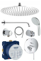 Grohe Unterputz Duscharmaturen Set Essence Regendusche...