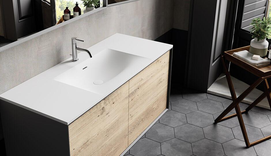mineralguss einbau waschbecken lilly made in italy 70 5 cm 46 cm glan. Black Bedroom Furniture Sets. Home Design Ideas