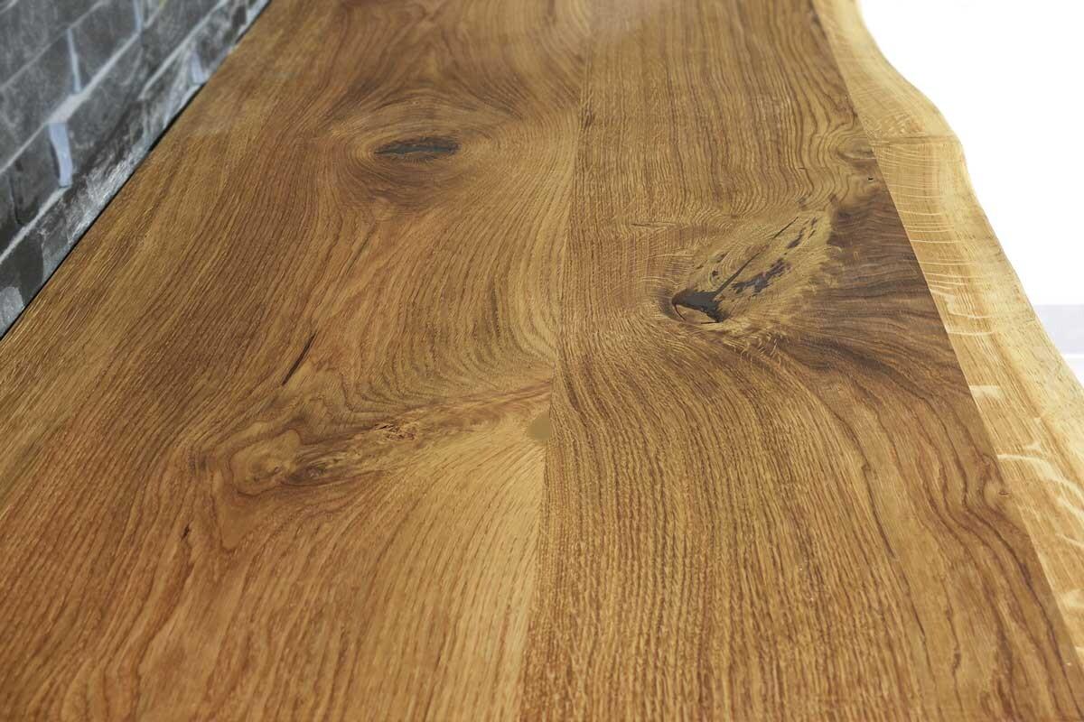 Waschtisch Holz Auf Mass Eiche Massiv
