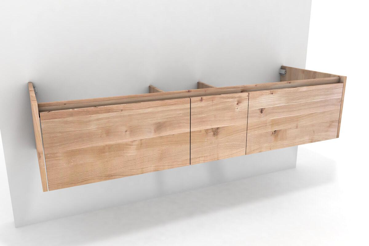 waschbeckenschrank lindor kernbuche massiv nach ma. Black Bedroom Furniture Sets. Home Design Ideas