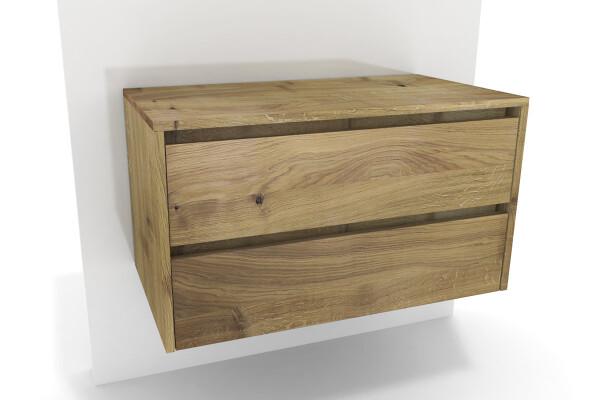 waschbeckenunterschrank eiche massivolz mira nach ma. Black Bedroom Furniture Sets. Home Design Ideas