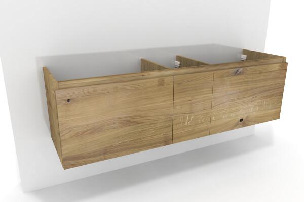 waschtischunterschrank eiche massiv nach ma. Black Bedroom Furniture Sets. Home Design Ideas