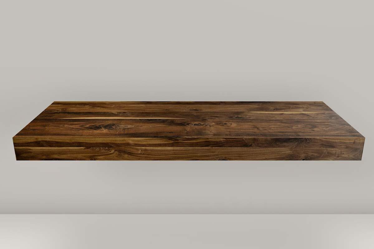 bad waschtisch nussbaum massiv nach ma. Black Bedroom Furniture Sets. Home Design Ideas