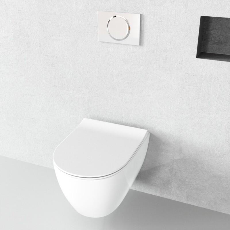 sp lrandloses h nge wc top qualit t one bath. Black Bedroom Furniture Sets. Home Design Ideas