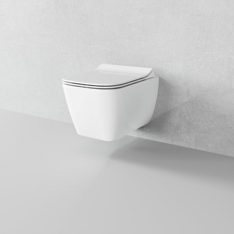 Spülrandloses Wc Toilette Ohne Spülrand Kaufen One Bath