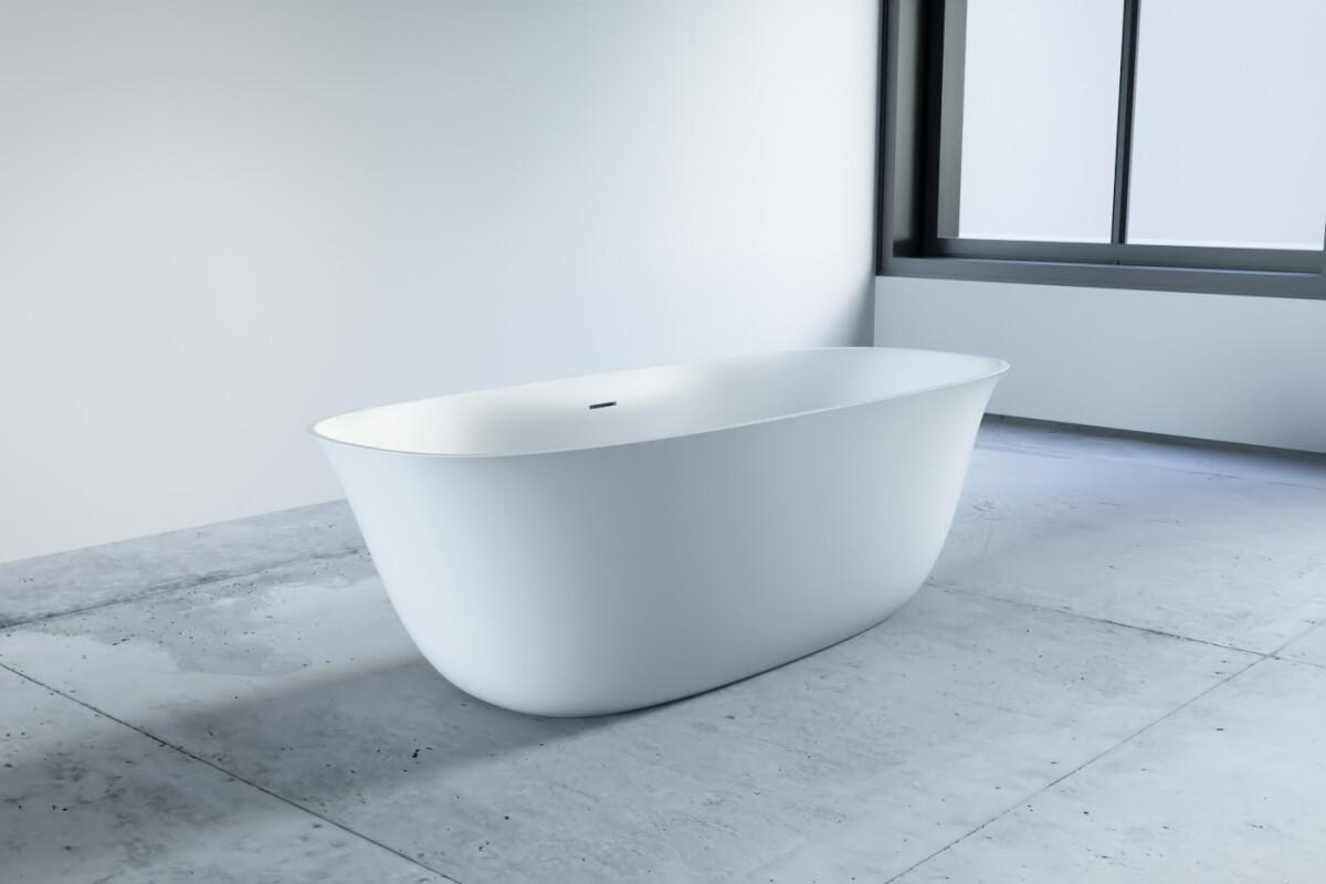 Ganstige Freistehende Badewanne
