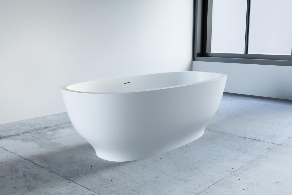 Freistehende Wanne oval | .one bath