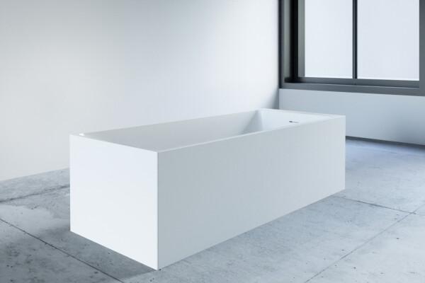 echter luxus die freistehende badewanne. Black Bedroom Furniture Sets. Home Design Ideas