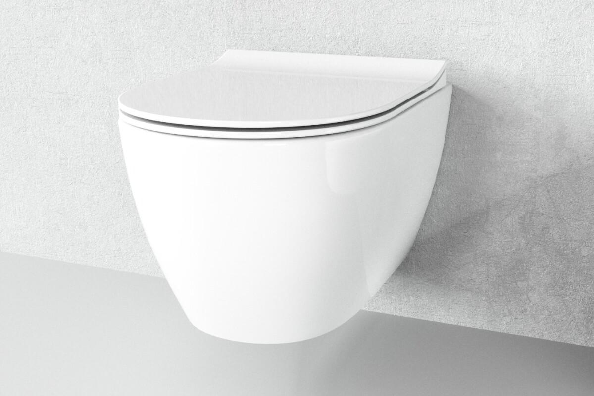 sp lrandloses wc mit geberit vorwandelement one bath. Black Bedroom Furniture Sets. Home Design Ideas