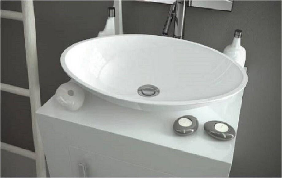quarzstein waschtischplatte auf maß | .one bath, Badezimmer ideen
