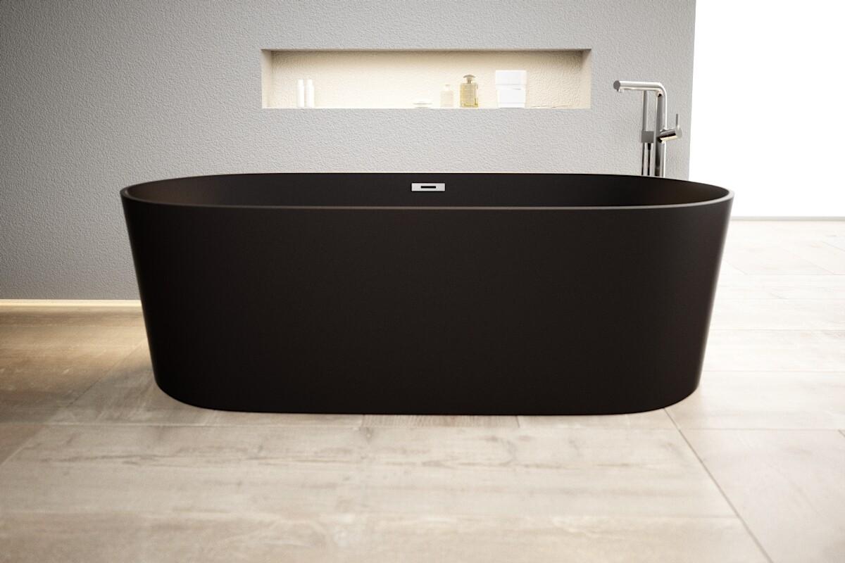 Große freistehende Badewanne [ONE BATH]